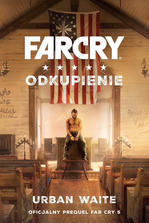 okładka Far Cry. Odkupienieebook | epub, mobi | Urban Waite