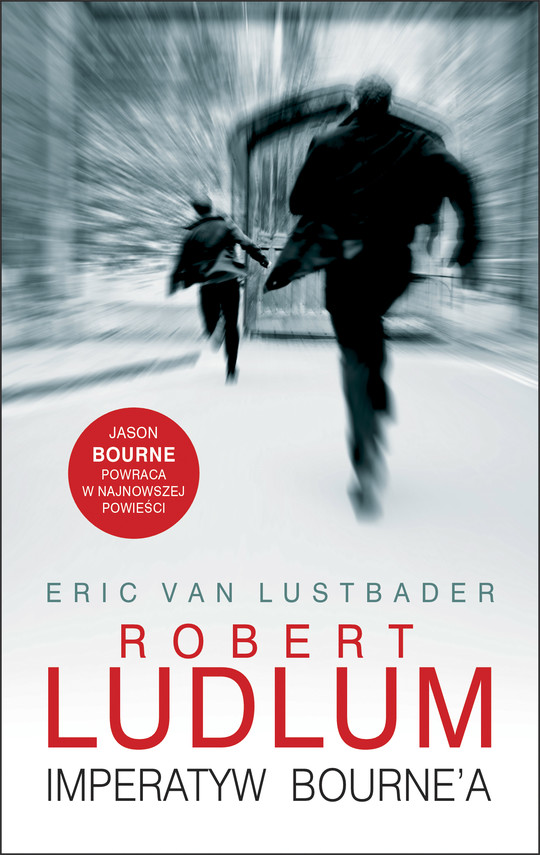 okładka Imperatyw Bourne'aebook   epub, mobi   Robert Ludlum