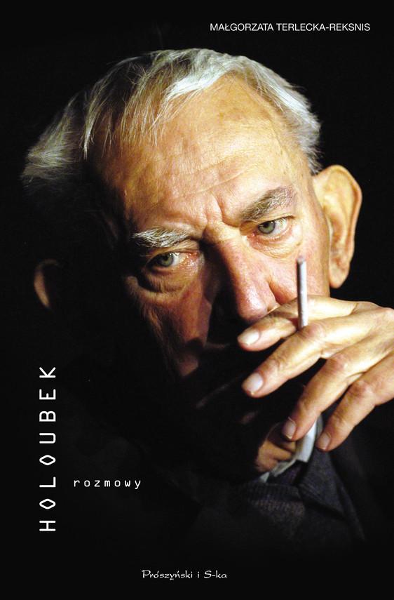 okładka Holoubek. Rozmowy, Ebook | Małgorzata Terlecka-Reksnis