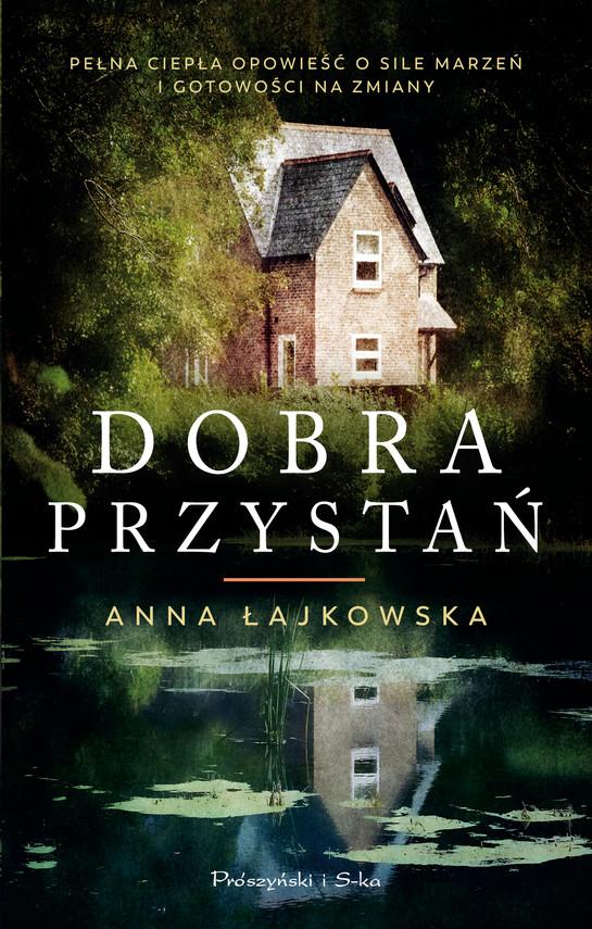 okładka Dobra Przystań, Ebook | Anna Łajkowska