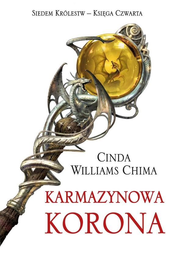 okładka Karmazynowa korona, Ebook | Cinda Williams Chima