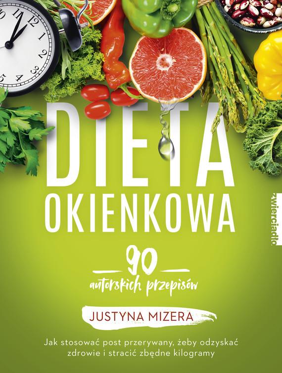 okładka Dieta okienkowa, Ebook | Justyna Mizera
