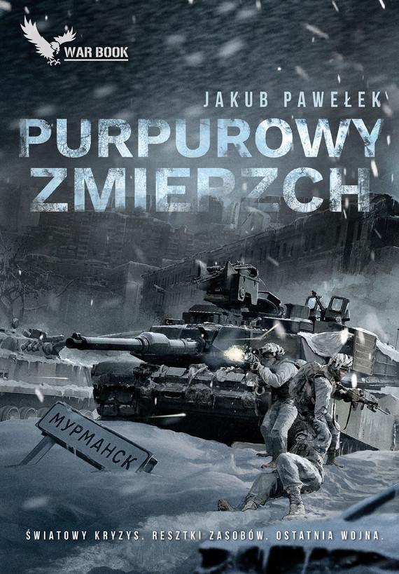 okładka Purpurowy zmierzchebook   epub, mobi   Jakub Pawełek