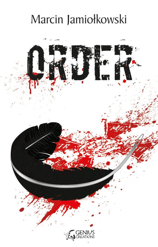 okładka Order, Ebook | Marcin Jamiołkowski