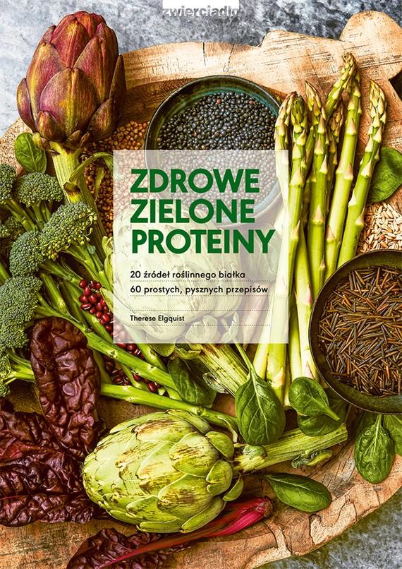 okładka Zdrowe zielone proteinyebook   epub, mobi   Therese Elquist