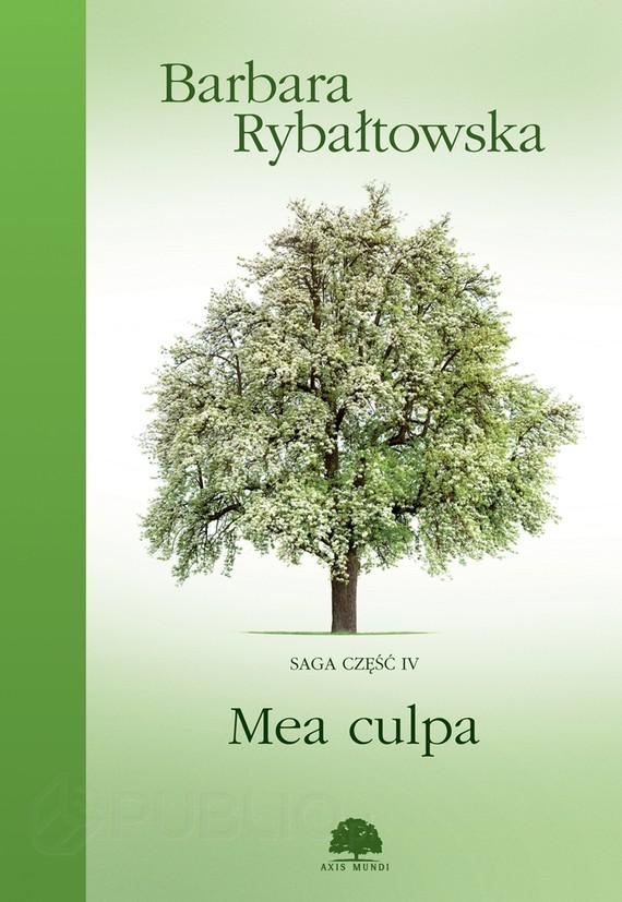okładka Mea culpa. Saga cz. 4, Ebook | Barbara Rybałtowska