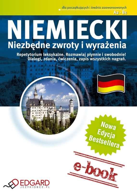 okładka Niemiecki - Niezbędne zwroty i wyrażeniaebook   epub, mobi   autor zbiorowy