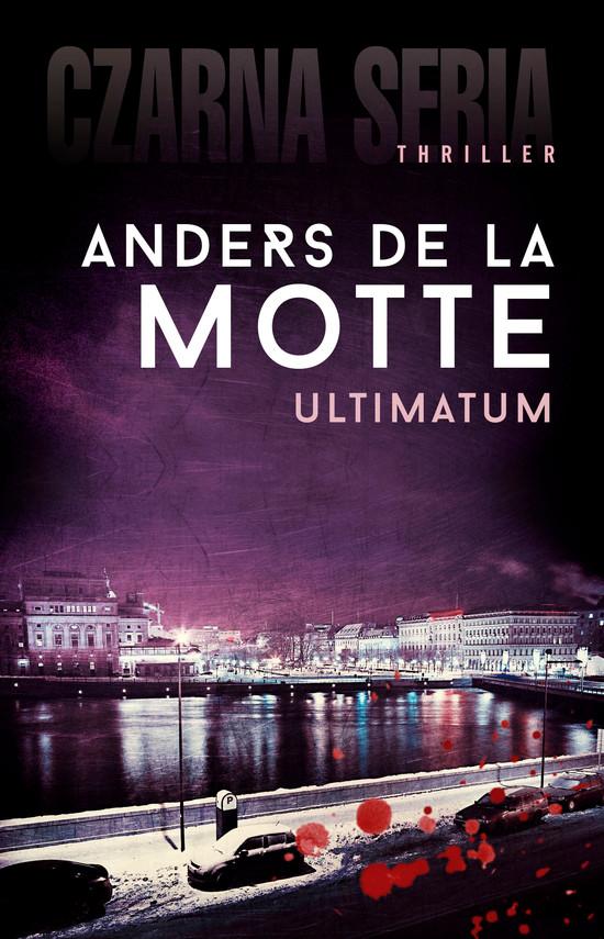 okładka Ultimatum, Ebook | Anders de la Motte