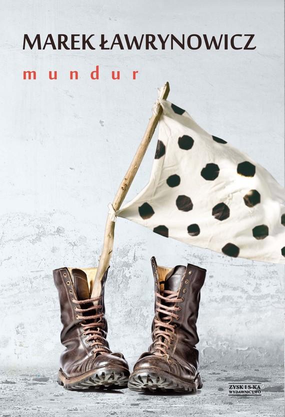 okładka Mundurebook   epub, mobi   Marek Ławrynowicz