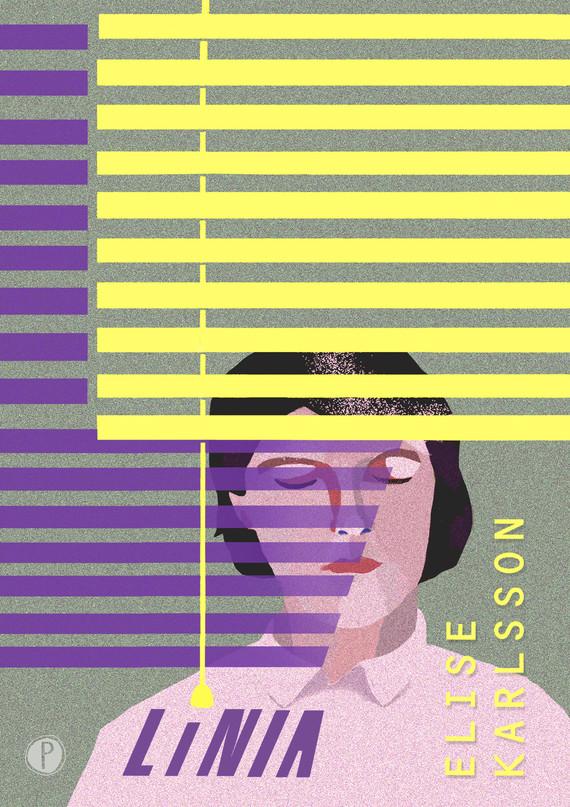 okładka Linia, Ebook | Karlsson Elise
