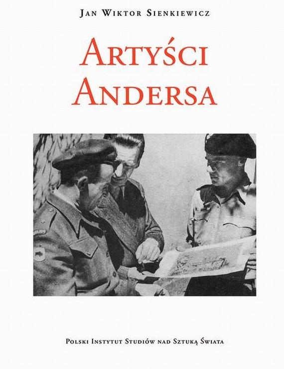 okładka Artyści Andersa. Continuità e novitàebook | pdf | Jan Wiktor Sienkiewicz