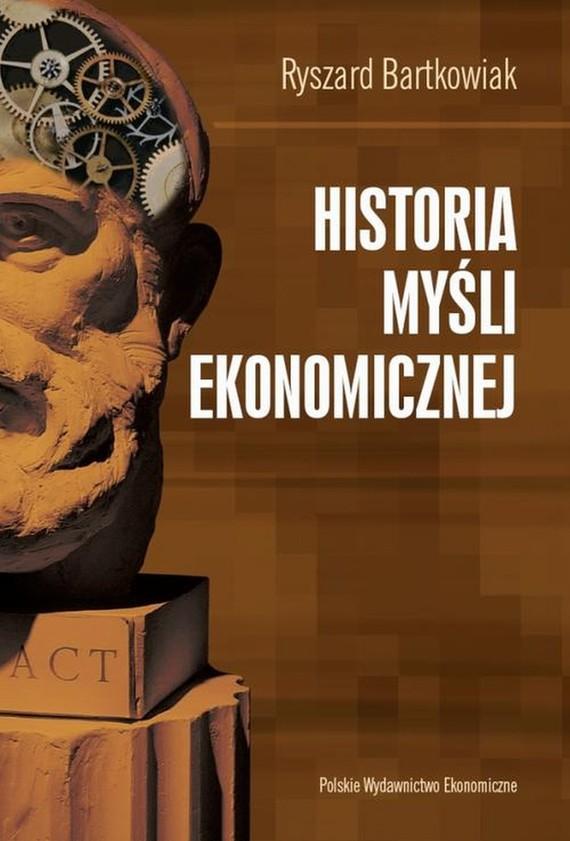 okładka Historia myśli ekonomicznejebook | pdf | Ryszard  Bartkowiak