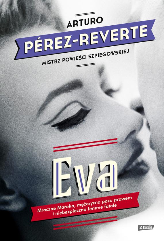 okładka Eva, Ebook | Arturo Perez-Reverte