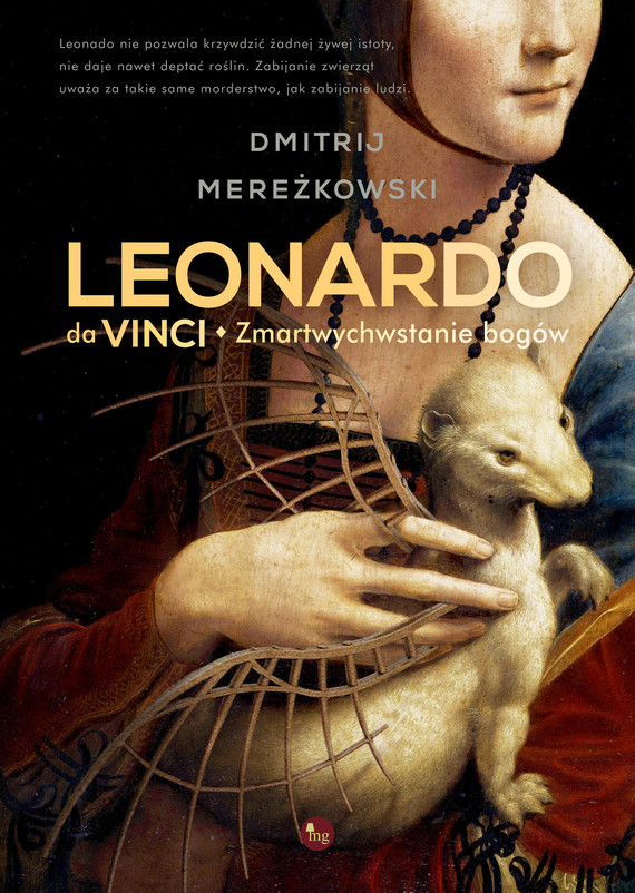 okładka Leonardo da Vinci, Ebook | Mereżkowski Dmitrij