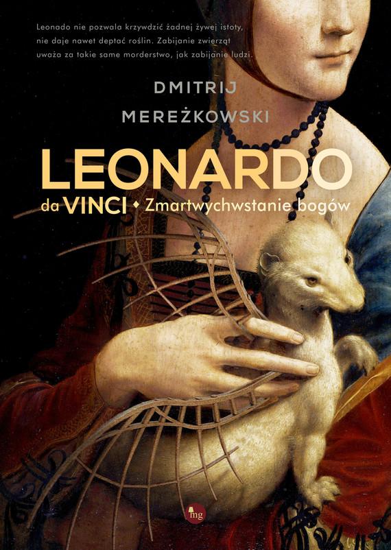 okładka Leonardo da Vinciebook | epub, mobi | Mereżkowski Dmitrij