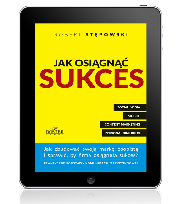 okładka Jak osiągnąć sukcesebook | epub, mobi | Robert Stępowski