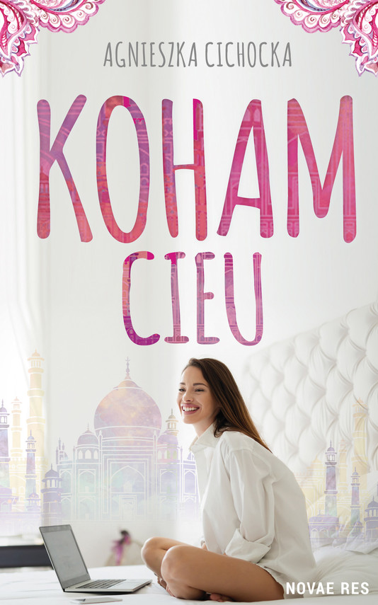 okładka Koham Cieu, Ebook | Agnieszka Cichocka