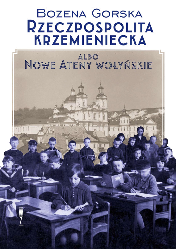 okładka Rzeczpospolita Krzemienieckaebook   epub, mobi   Gorska Bożena