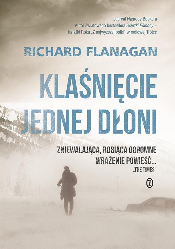 okładka Klaśnięcie jednej dłoni, Ebook   Richard Flanagan