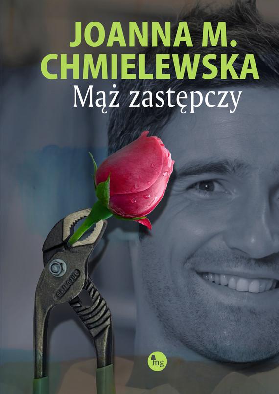 okładka Mąż zastępczyebook | epub, mobi | Joanna M. Chmielewska