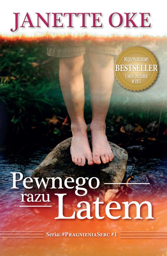 okładka PEWNEGO RAZU LATEM, Ebook   Janette Oke