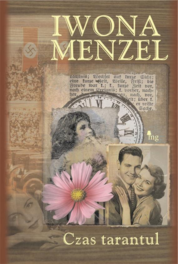 okładka Czas tarantulebook   epub, mobi   Iwona Menzel