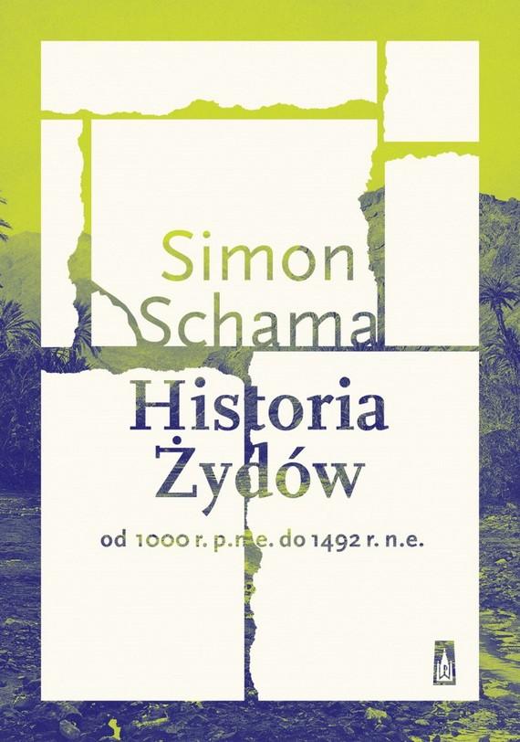okładka Historia Żydówebook | epub, mobi | Simon  Schama