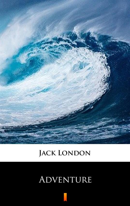okładka Adventure, Ebook | Jack London