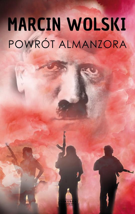 okładka Powrót Almanzora, Ebook | Marcin Wolski