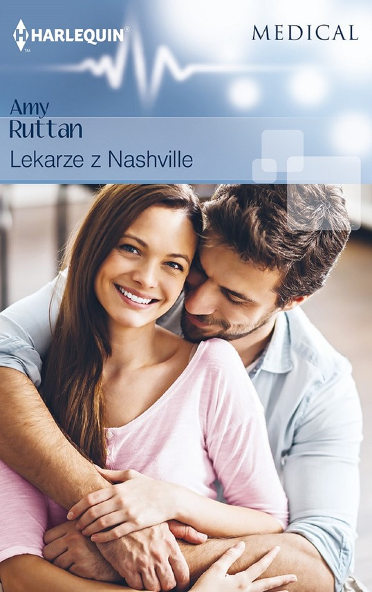 okładka Lekarze z Nashville, Ebook   Amy Ruttan