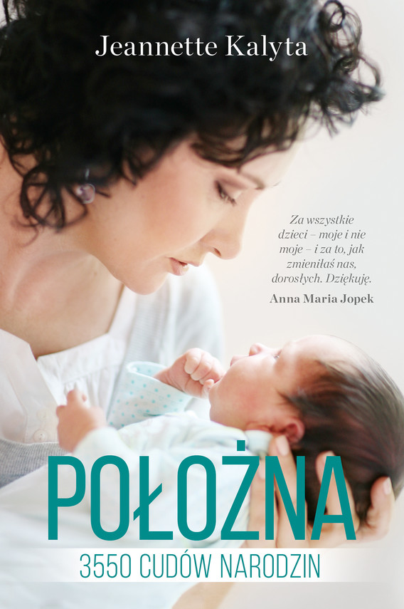 okładka Położna, Ebook | Jeannette Kalyta