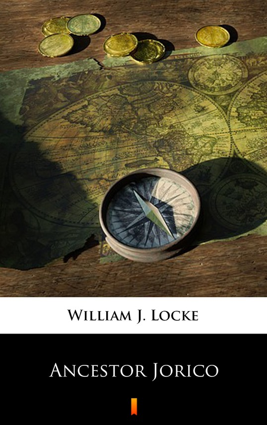 okładka Ancestor Jorico, Ebook   William J. Locke