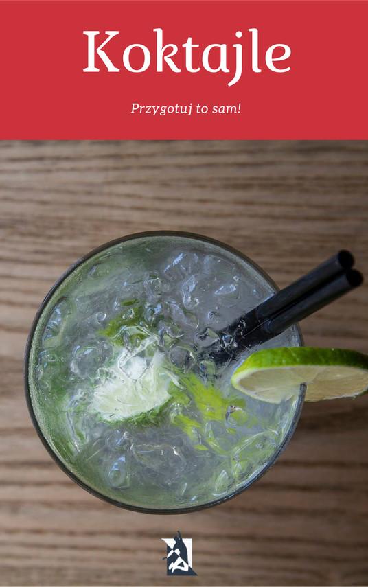 okładka Koktajle. Przygotuj to sam!ebook | epub, mobi | Opracowania Zbiorowe