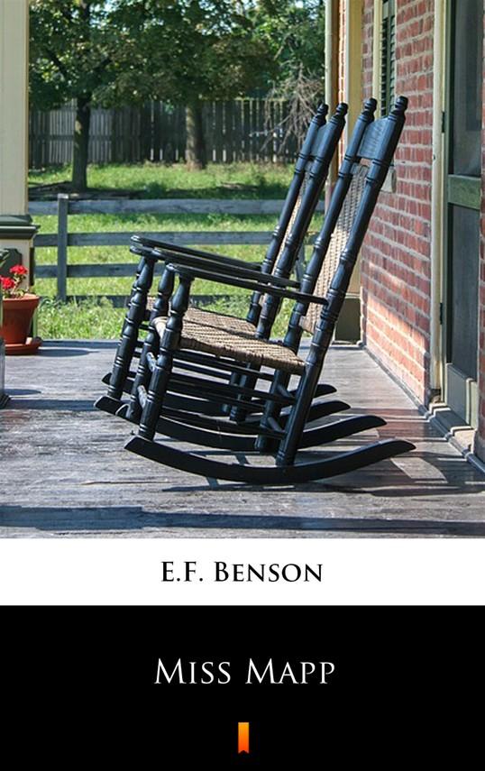 okładka Miss Mapp, Ebook   E.F. Benson