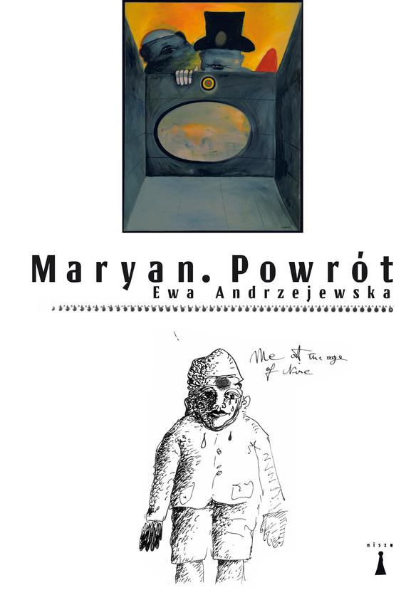 okładka Maryan. Powrót, Ebook   Ewa Andrzejewska