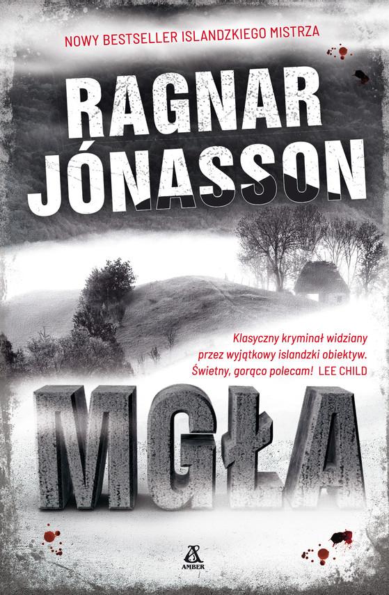 okładka Mgła, Ebook | Ragnar Jónasson