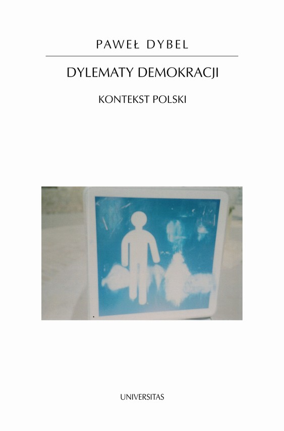 okładka Dylematy demokracji. Kontekst polskiebook   epub, mobi   Dybel Paweł