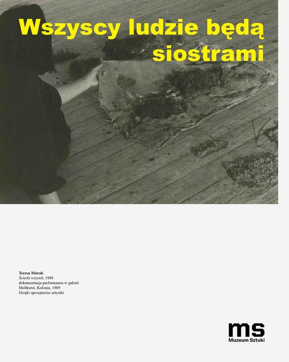 okładka Wszyscy ludzie będą siostramiebook | pdf | Joanna Sokołowska, Joanna  Bednarek, Siona Wilson, Marina Vishmidt