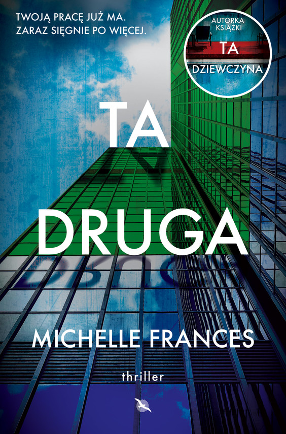 okładka TA DRUGAebook | epub, mobi | Michelle Frances