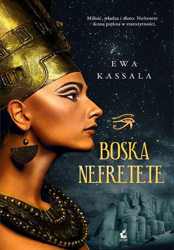 okładka Boska Nefreteteebook | epub, mobi | Ewa Kassala