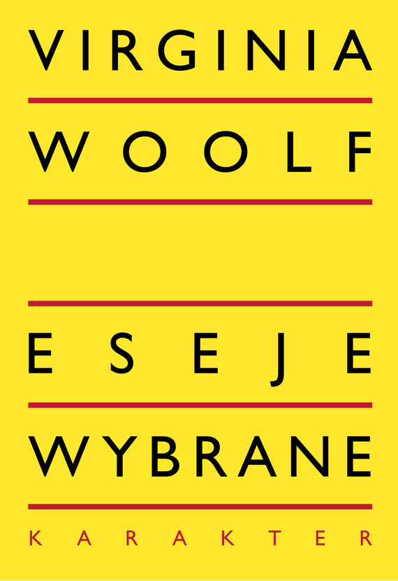 okładka Eseje wybraneebook | epub, mobi | Virginia Woolf