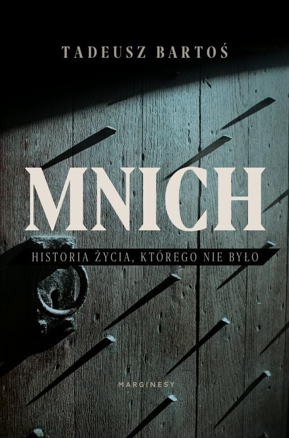 okładka Mnichebook | epub, mobi | Tadeusz  Bartoś