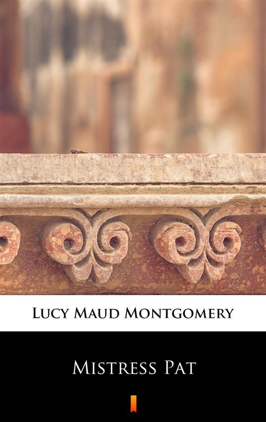 okładka Mistress Patebook | epub, mobi | Lucy Maud Montgomery