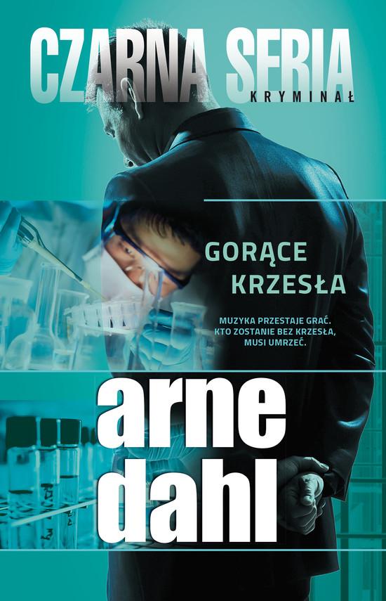 okładka Gorące krzesła, Ebook | Arne  Dahl