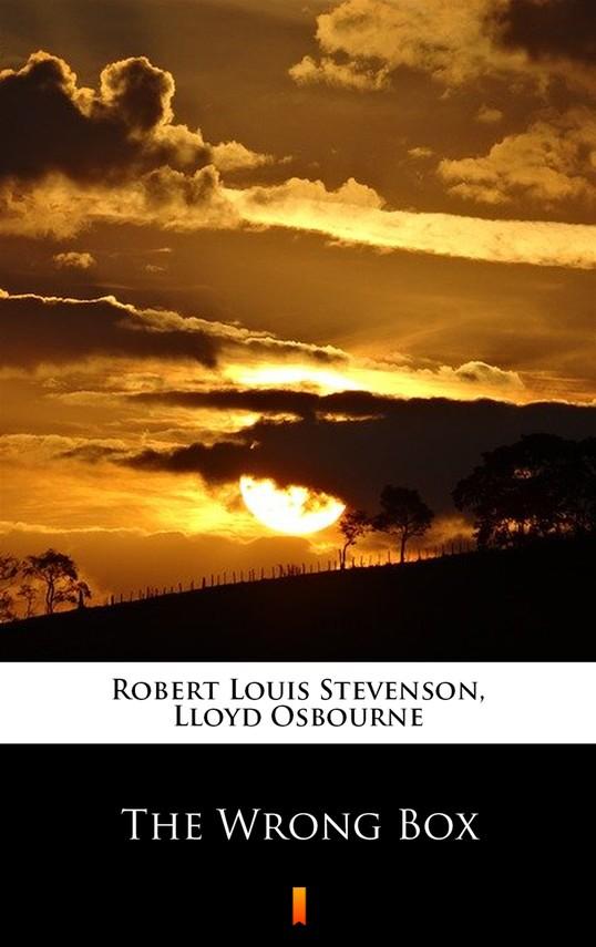 okładka The Wrong Boxebook | epub, mobi | Robert Louis Stevenson, Lloyd Osbourne
