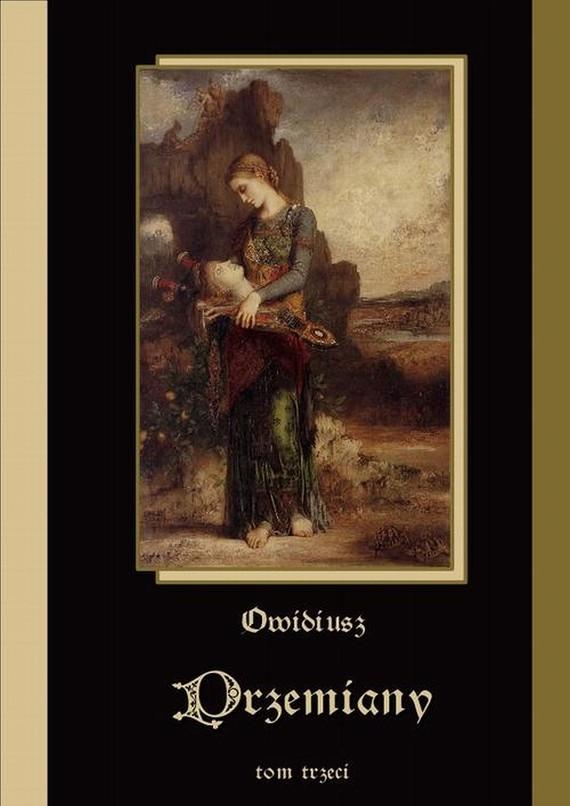 okładka Przemiany tom III, Ebook | Owidjusz