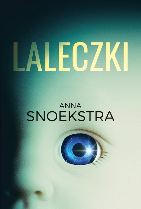 okładka Laleczkiebook | epub, mobi | Anna Snoekstra