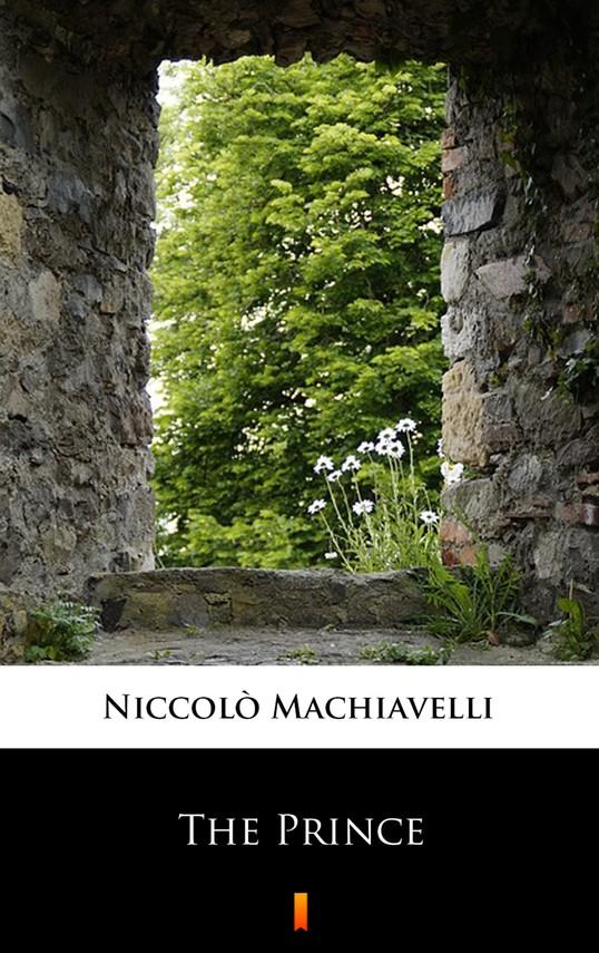 okładka The Prince, Ebook | Niccolò  Machiavelli