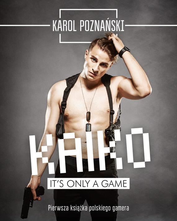 okładka Kaiko. It's only a gameebook | pdf | Karol Poznański