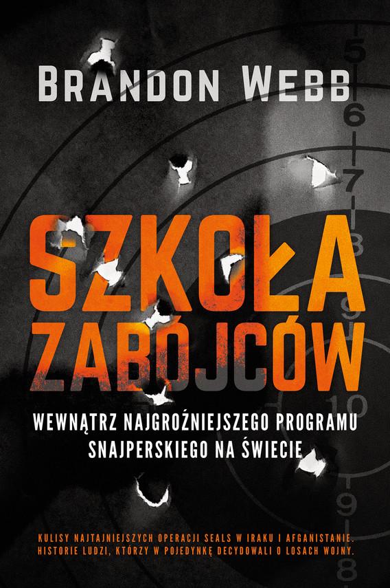 okładka Szkoła zabójców, Ebook | Brandon Webb